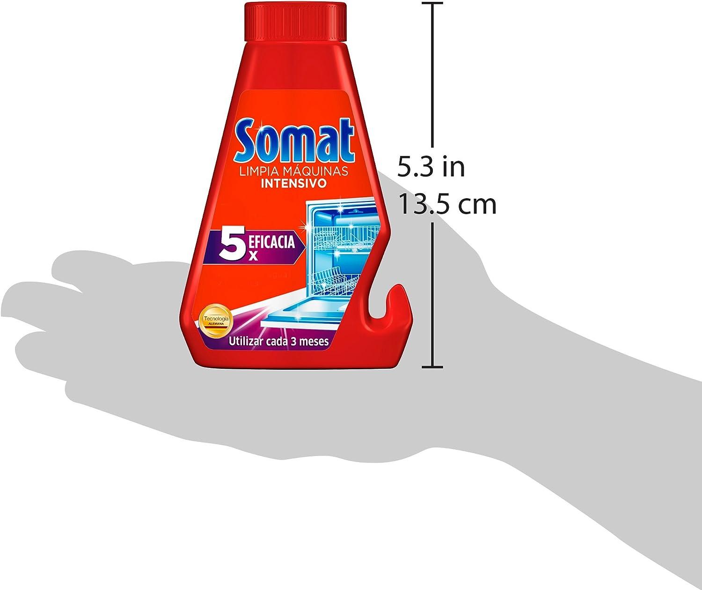 Somat Aditivo Lavavajillas Limpia Máquinas Intensivo - 250 ml ...