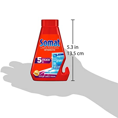 Somat Aditivo Lavavajillas Limpia Máquinas Intensivo 250 ml ...