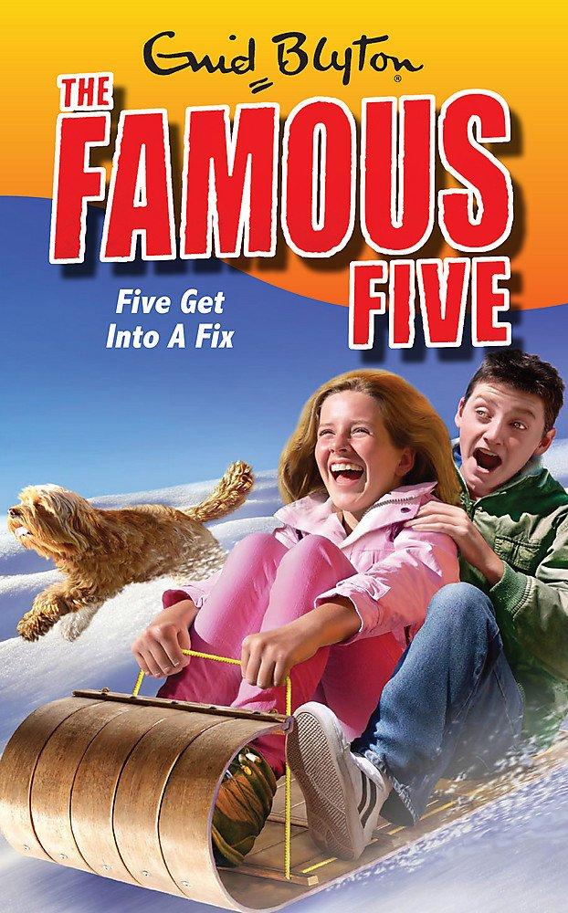 Five Get Into A Fix: Book 17 (Famous Five) ebook