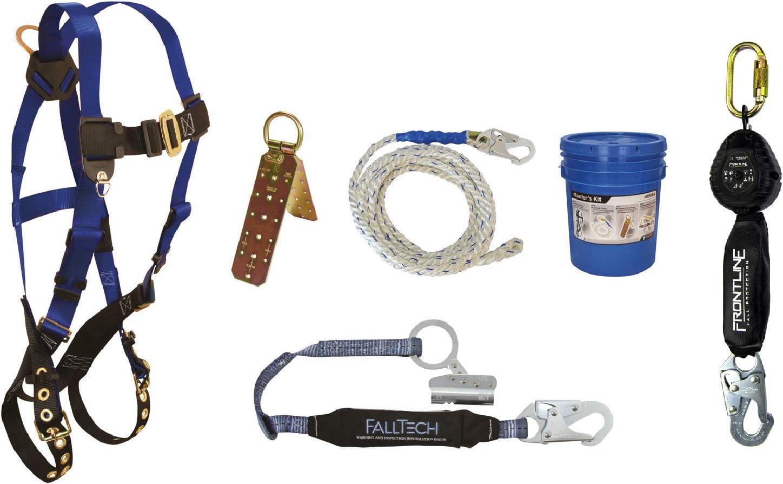 FallTech 7410 Reusable Roof Anchor 3 Pack