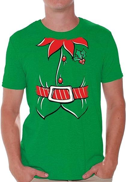 Amazon.com: Awkward estilos feo Navidad Camisa camisas de ...