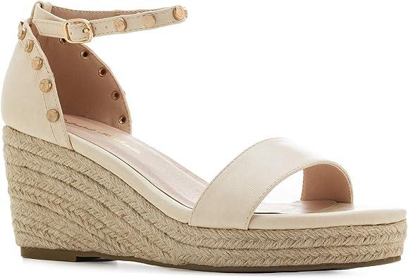 Chaussures À Semelles Compensées, Espadrilles Et Autres