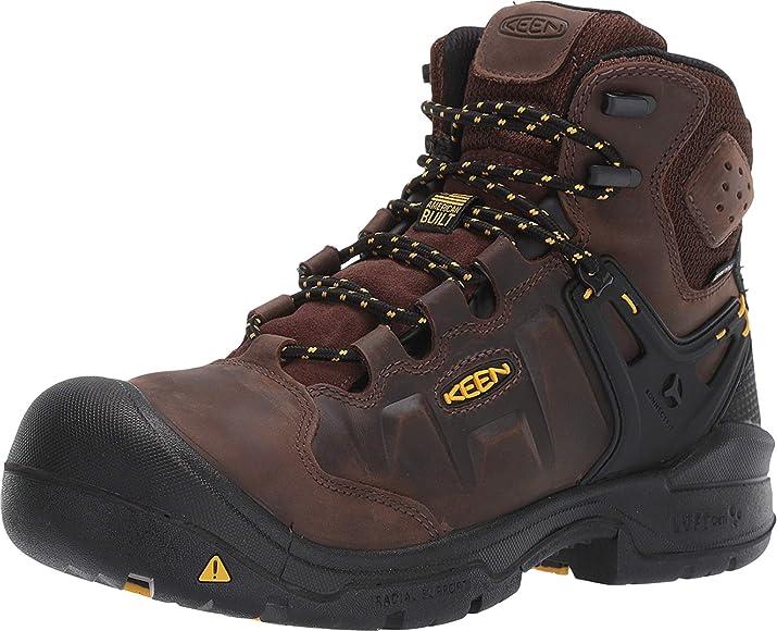 Waterproof Composite Toe Work Boots