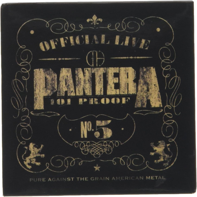 Pantera Proof Fridge Magnet 7.2x7.2cm