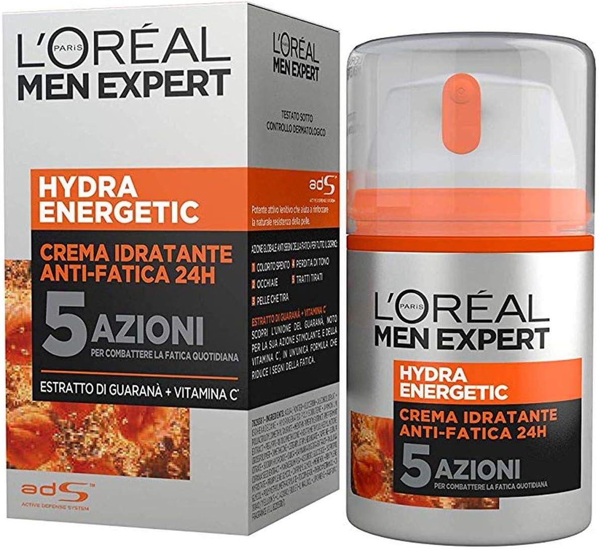 L'oreal men expert scrub viso pure power