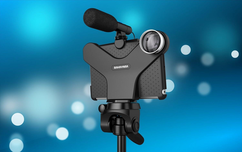 Soporte de película para iPad Air/Pro con lente y micrófono: Amazon.es: Electrónica