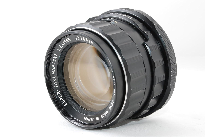 ペンタックス PENTAX SUPER-TAKUMAR 6x7 105mm F2.4   B07739GMT8