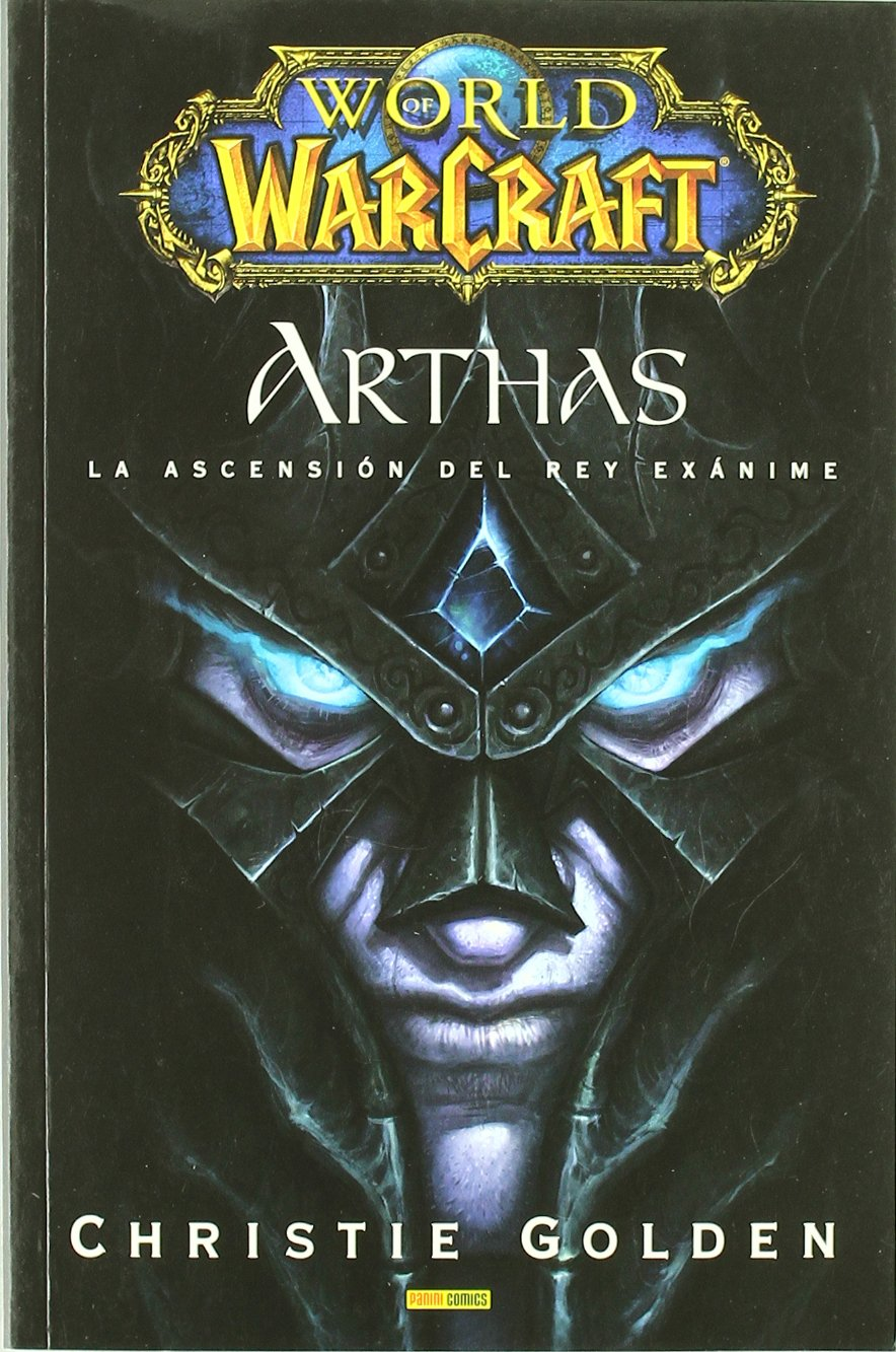 World of Warcraft. Arthas. La ascension del rey exanime: AA.VV: 9788498853940: Amazon.com: Books