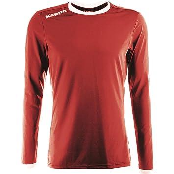 Kappa Pistoia LS Camiseta Deportiva con Manga Larga, Hombre: Amazon.es: Deportes y aire libre