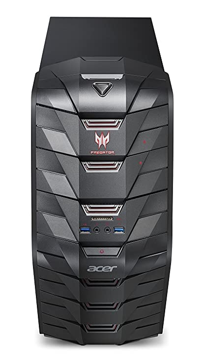 amazon com new acer predator g3 high performance gaming tower