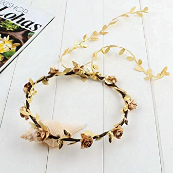 Apparel Accessories Festival Wedding Wreath Garland Crown Flower Headpiece Photography Tool For Adults And Children