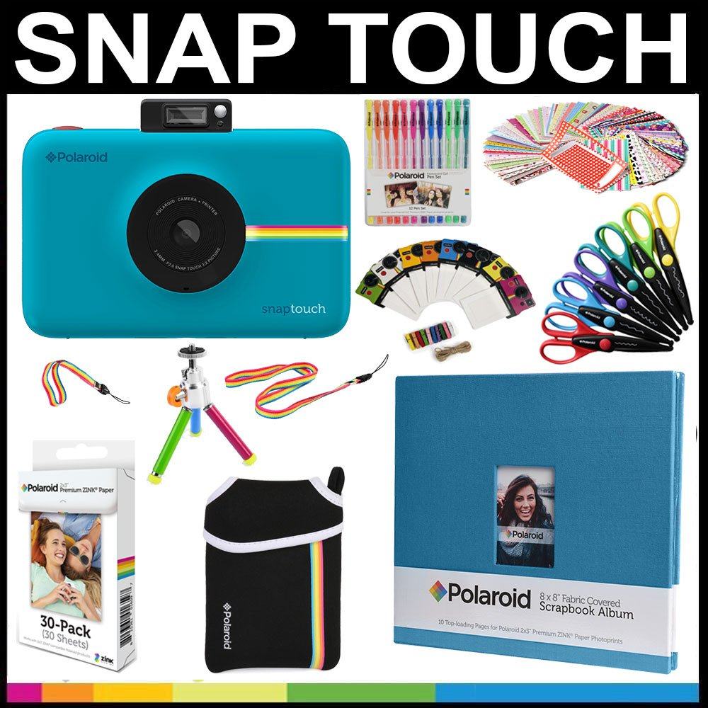 71vAQbCaS9L. SL1000  - Polaroid SNAP Touch Unboxing-Testing-Printing from Smartphone
