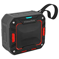 Deals on VisionTek Wireless Bluetooth Waterproof Speaker BTi65