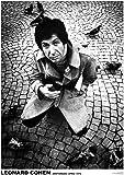 Leonard Cohen Poster 23 x 33in