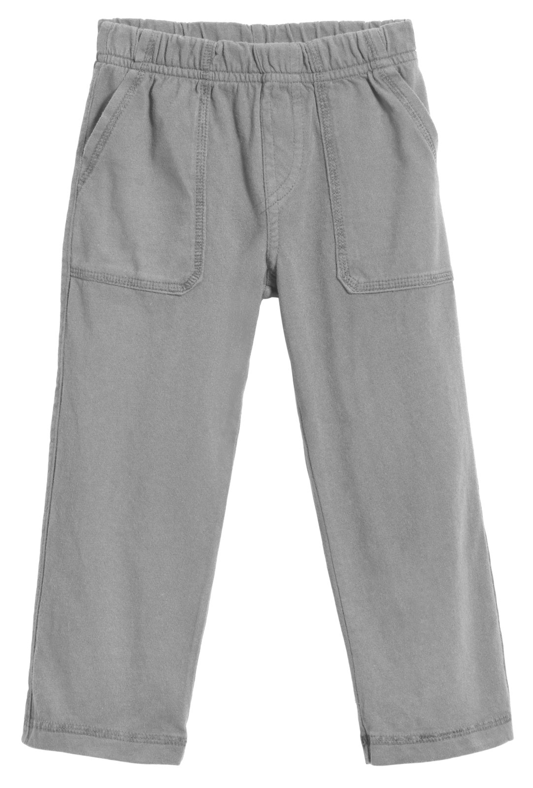 City Threads Big Boys' and Girls' Soft Jersey Tonal Stitch Pant Perfect for Sensitive Skin SPD Sensory Friendly Clothing - Road 8