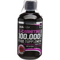 BioTech USA L-CARNITINE 100.000 Liquid Cherry