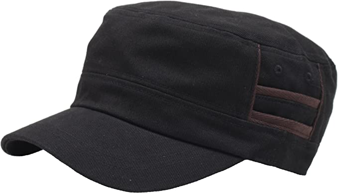 MILITARY STYLE BASEBALL CAP HAT URBAN ARMY CADET
