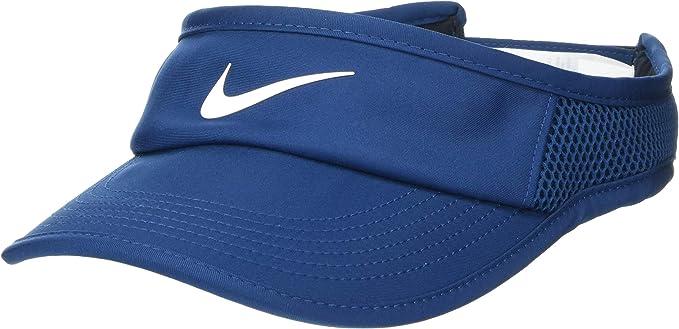 Nike W Nk Arobill Fthrlt Visor Adj - Gorra Mujer: Amazon.es ...