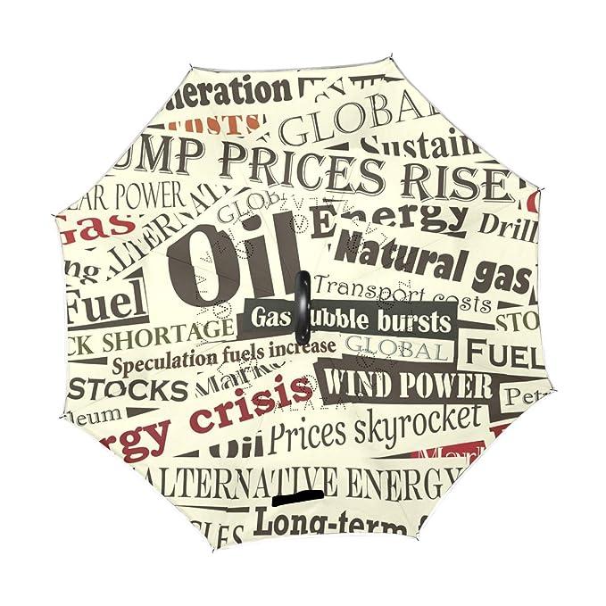 Bulldog Energy Word Titulares Tema Patio Sombrilla Sombrilla ...