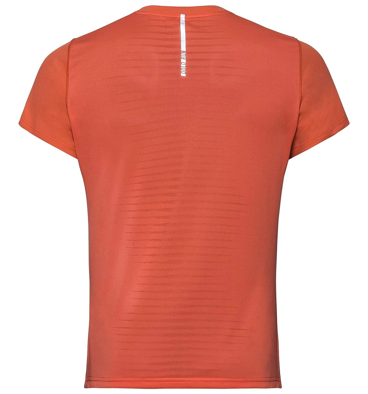 Odlo BL Top Crew Neck S//S Ceramicool T T-Shirt Homme