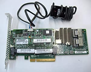 HP 631670-B21 Smart Array P420/1GB FBWC Controller Card - 633538-001 (Renewed)