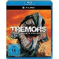 Tremors 1-6 [Blu-ray]
