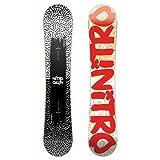 Nitro DEFEATED Women's Snowboarding Firekracker 17 Multi-Coloured Board