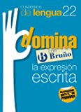Cuadernos Domina Lengua 22 Expresión escrita 6 (Castellano - Material Complementario - Cuadernos De Lengua Primaria) - 9788421669112