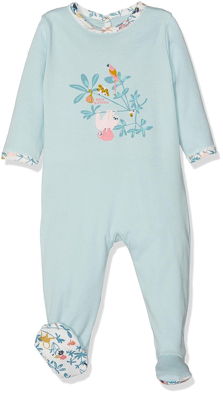 Petit Bateau Baby Girls Beth Sleepsuit