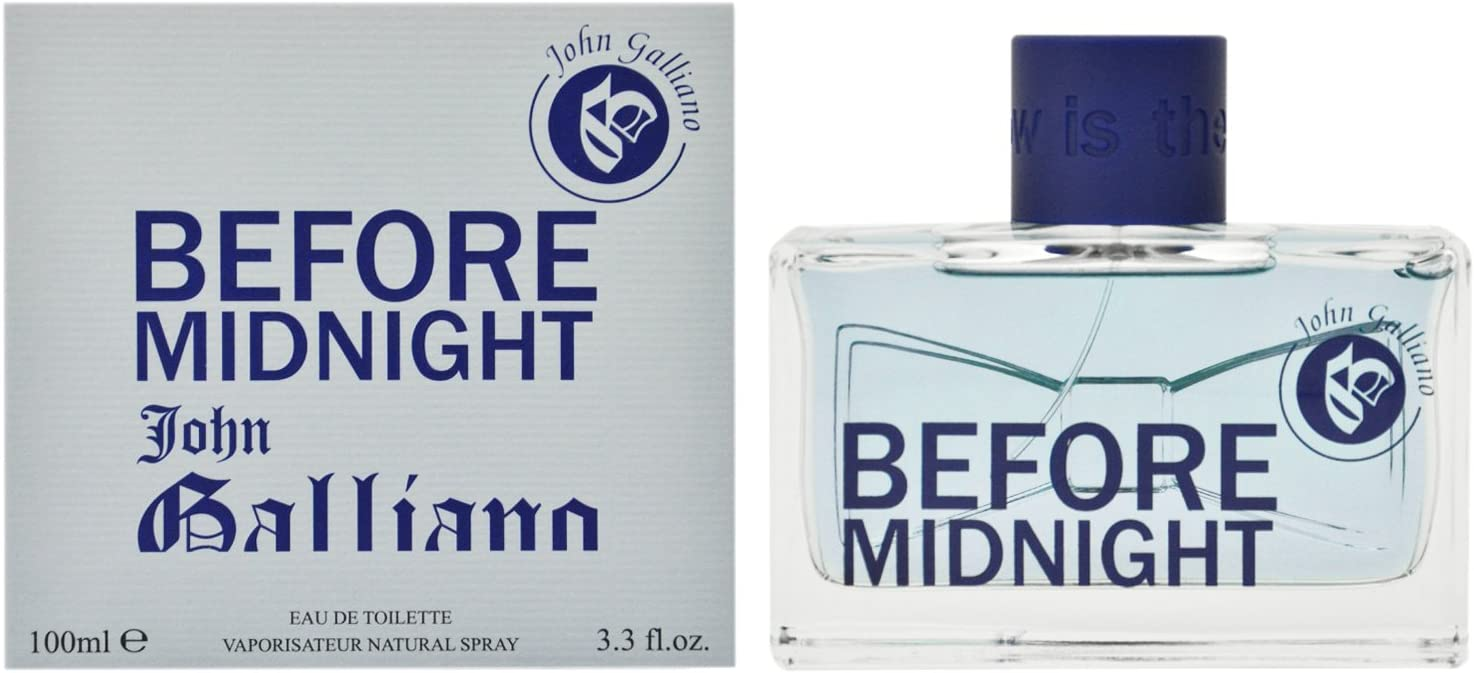 John Galliano Before Midnight EDT 50ml