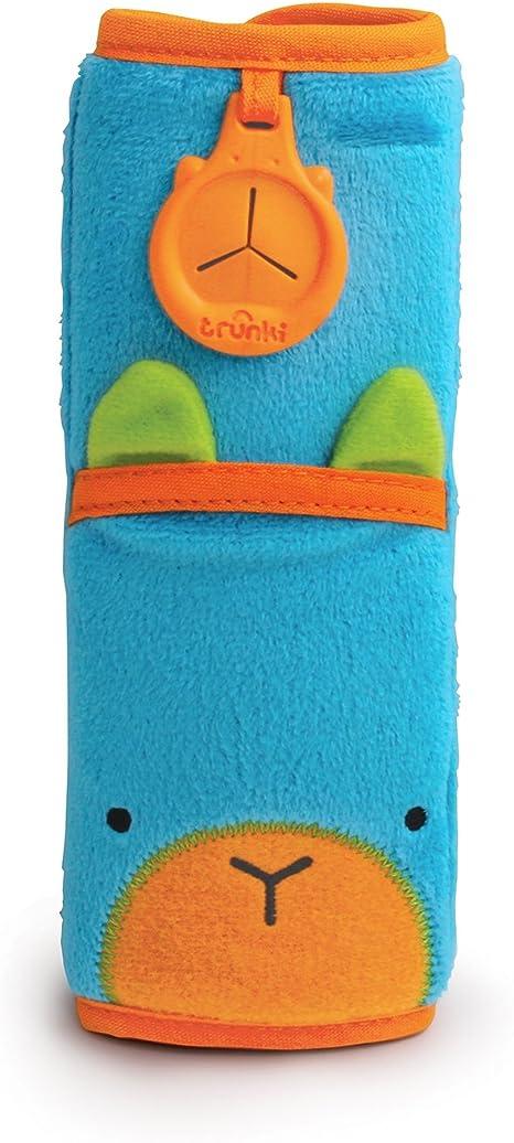 Trunki Children/'s Seat Belt Pad SnooziHedz Blue