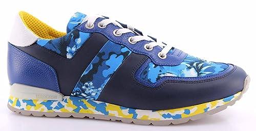 bikkemberg sneakers uomo camouflage