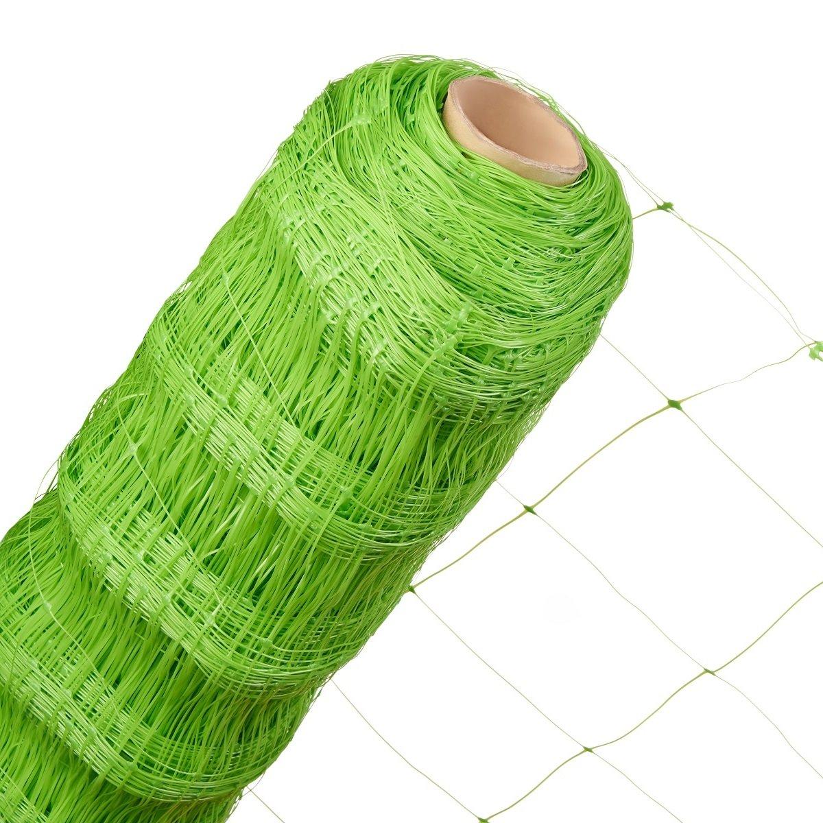 HaGa® Ranknetz 1, 7m x 20m Masche 140mm Rankhilfe Kletterpflanzen Gartennetz Netz HaGa® Ranknetz 1 HaGa-Welt