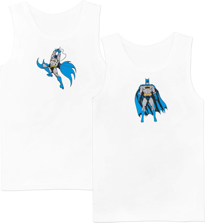 Batman Tank Tops DC Comics Pack of 2
