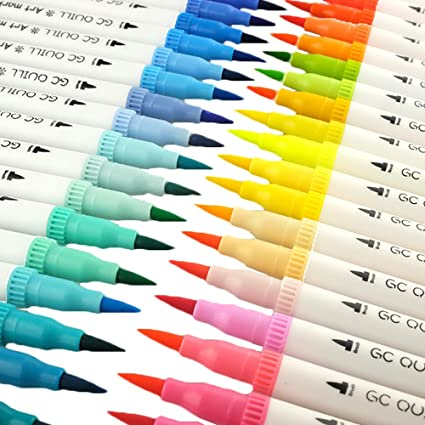 Staedtler Calligraphy Mars graphic duo 3000 brush markers-Choose one Single pen