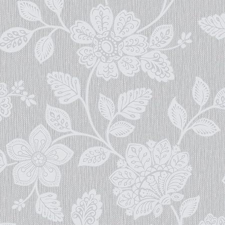 Floral oslo trail wallpaper flower textured luxury vinyl grey white floral oslo trail wallpaper flower textured luxury vinyl grey white arthouse mightylinksfo