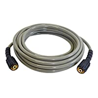 Simpson 40224 3100 PSI Cold Water Replacement/Extension Hose for Gas and Electric Pressure Washers