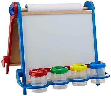alex toys artist studio magnetic tabletop easel - Table Top Easel