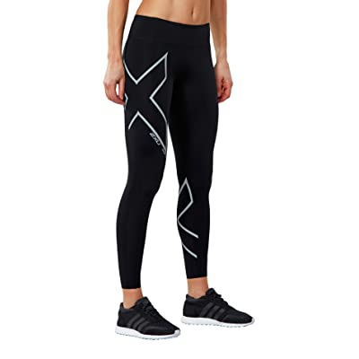 2XU Women's Hyoptik Reflective Thermal Compression Tights
