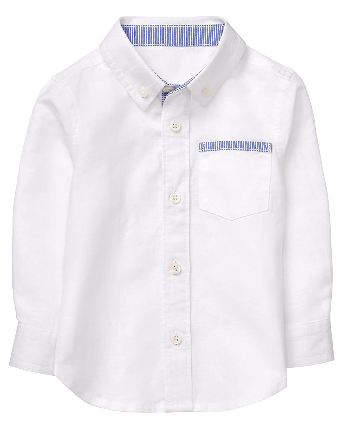 Gymboree Baby Boys Long Sleeve Button Up Shirt