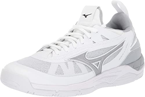 mizuno womens volleyball shoes size 8 x 3 in inches mens