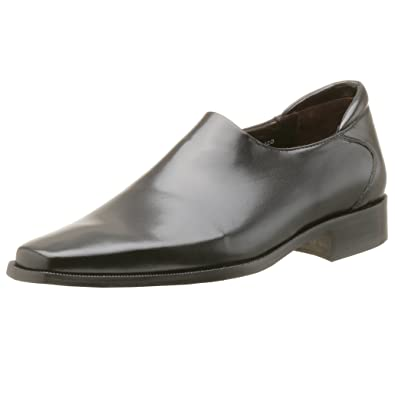 Donald J Pliner Men's Rex Slip-on, Black Nappa Stretch, ...