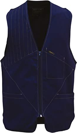 BENISPORT Chaleco Tiro Basic Line Color Azul