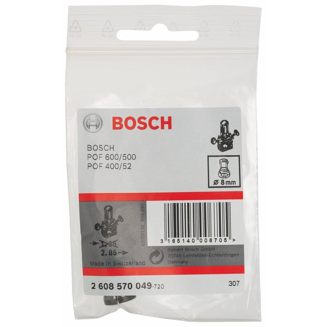 Bosch 2608570047 Pince de serrage sans /écrou 6 mm