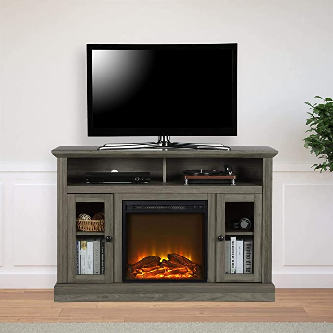 Ameriwood Home 1764895COM Chicago - Soporte para televisor con ...