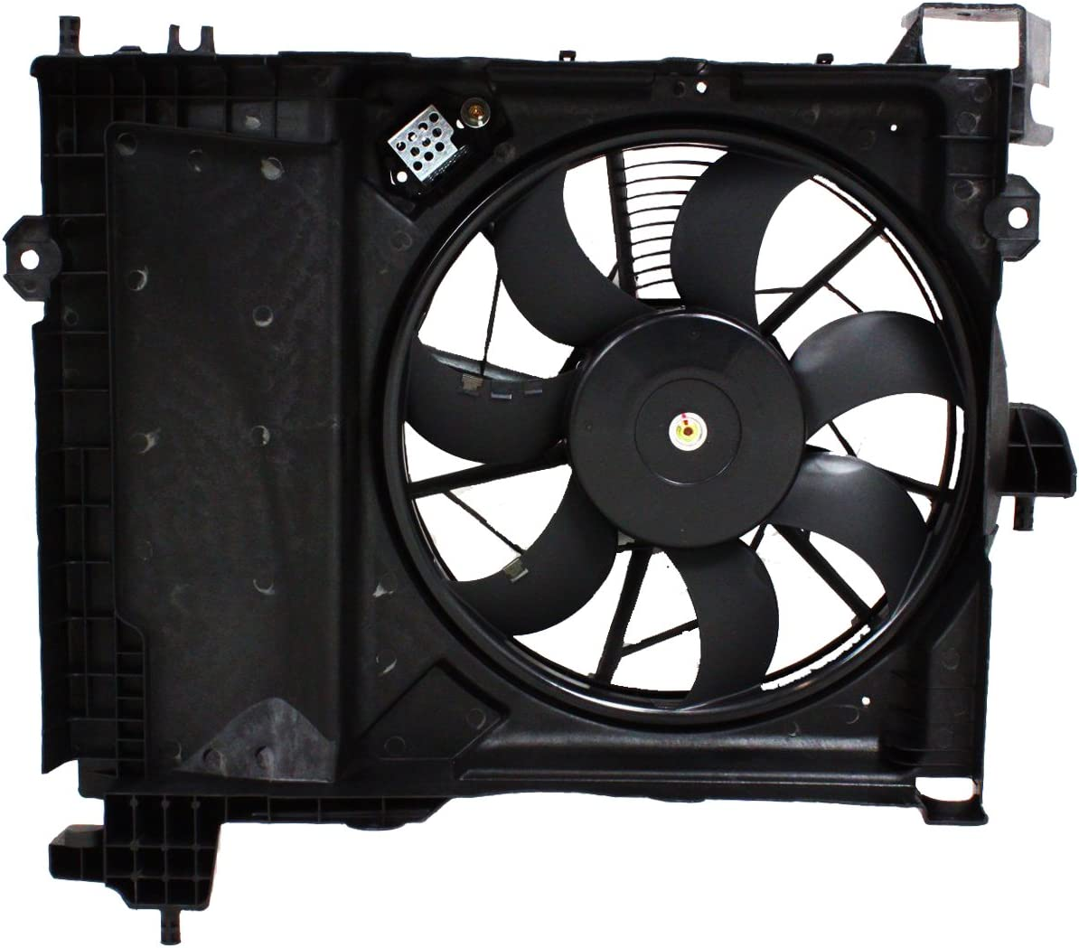 Automotive Cooling AC Condenser Fan Assembly For Dodge Durango Chrysler Aspen CH3113105 100/% Tested