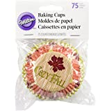 Wilton 415-3186 Cozy Fall Standard Cup, Assorted