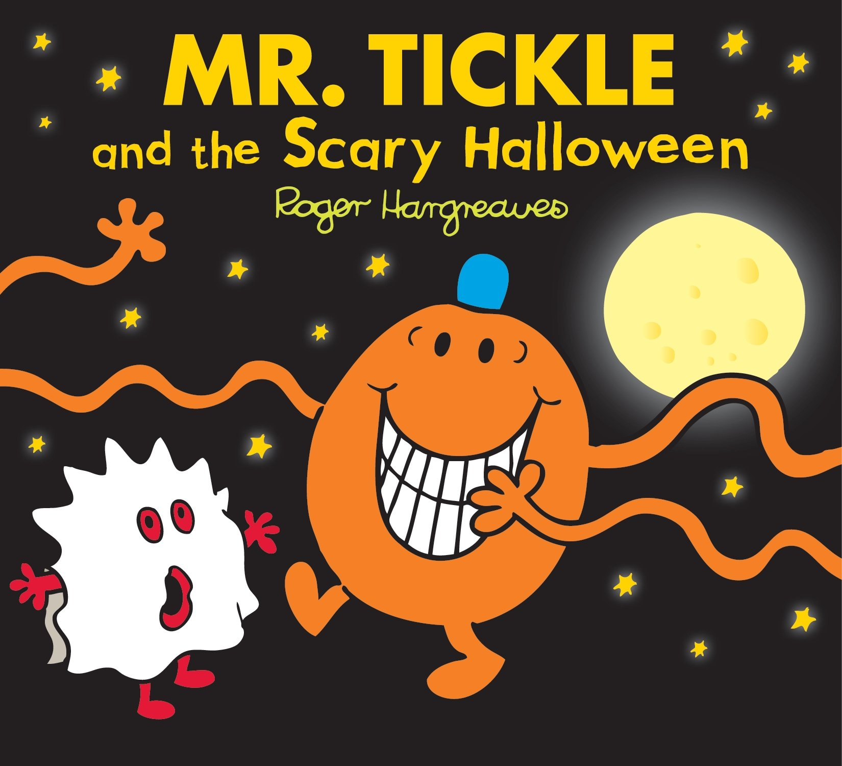 Mr. Tickle and the Scary Halloween (Mr. Men & Little Miss Celebrations)