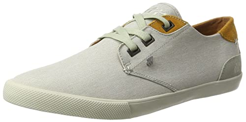 Boxfresh Stern Sh Nyl/Sde Lt Gry/Tan amazon-shoes grigio