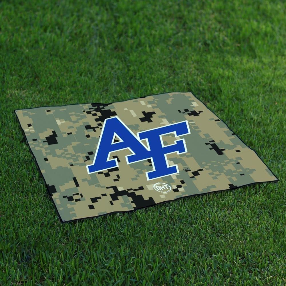 Air Force Academy FalconsテールゲートBlanket操作Hat Trick Oht Camo B0711DJ2S8